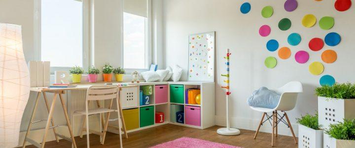 Jak wybrac oświetlenie do pokoju dziecka?