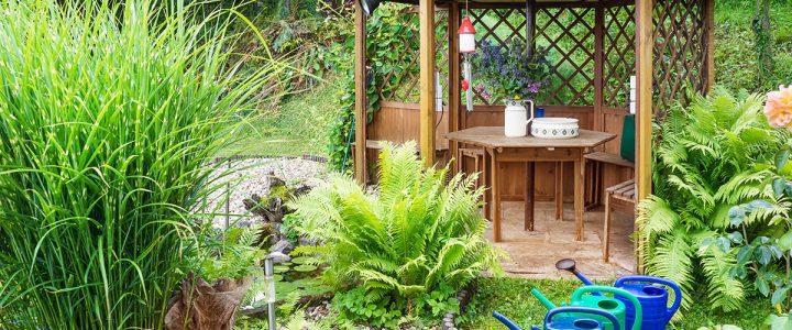 Piękne podwórko latem – jak tego dokonać?